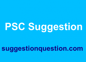 PSC Suggestion 2019 All Subject Pdf